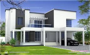 3098 sq ft box type home plan kerala home design and small box