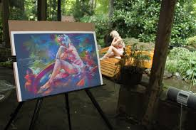 Small Picture FiguresMy Art and My Life Figure Drawing in the Garden