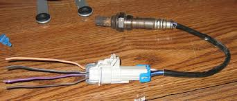 gm o sensor wiring diagram how to install a heated o sensor gm o2 sensor wiring diagram how to install a heated o2 sensor