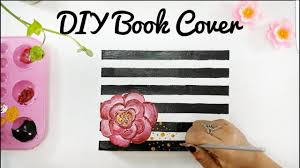 Diy Book Cover Design Diy Notebook Cover Cover Page Design Art Book Cover
