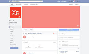 facebook icon size facebook profile banner dimensions best of image size guide 2017