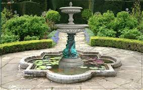 yard fountains landscaping statues and near me garden a77