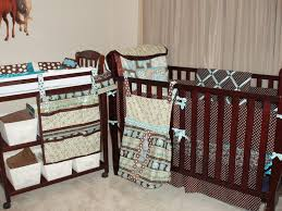 baby boy elephant crib bedding sets