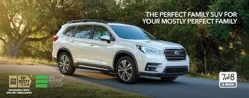 Introduction 2020 Ascent Subaru Of Mississauga