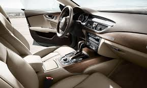 audi 2015 a7 interior. interior as highlighted at its global debut the new audi a7 sportback largely receives updates to materials used inside car well a few 2015 interior