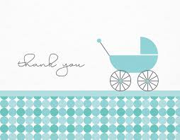 Baby Boy Thank You Cards Charley Baby Boy Thank You By Two Poodle Press Postable