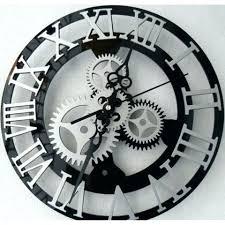 Roman Number Clock Roman Numerals Clocks Roman Numerals