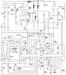 toyota wiring diagram camry 87 wiring diagram and schematic 91 toyota pickup wiring diagram digital