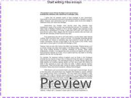 start writing mba essays homework help start writing mba essays we provide excellent essay writing service 24 7 enjoy proficient