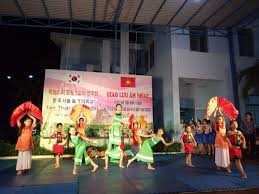 Giao lưu âm nhạc thiếu nhi Việt - Hàn