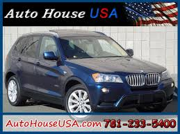 BMW 3 Series 2013 bmw x3 xdrive28i review : Used 2013 BMW X3 xDrive28i xDrive28i at Auto House USA Saugus