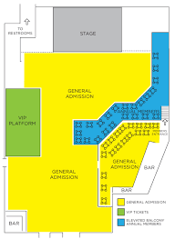 Revolution Center Seating Chart Ct Touring