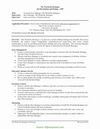 Interesting Lowe S Store Manager Resume Example Lowes Resume Sample