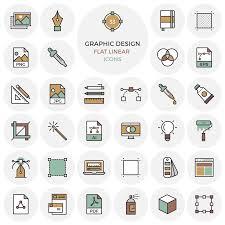 Google Flat Design Icons 33 Free Flat Graphic Design Icons Inspirationfeed