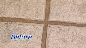 Clean Tile Floor Vinegar Flooring How To Clean Grout On Tile Floors With Steam Vinegar