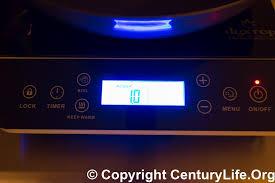 induction cooker countertop burner duxtop 9600ls