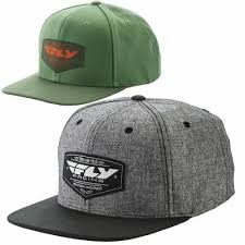 Fly Racing Choice Mens FlexFit Motocross <b>Off Road</b> Snapback Hats ...