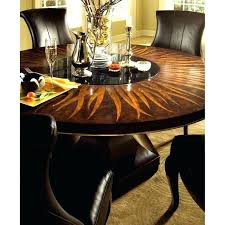 dining table with lazy susan built in table with lazy built in round dining room table