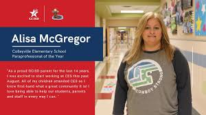 Grapevine-Colleyville ISD - CES Paraprofessional of the Year ...