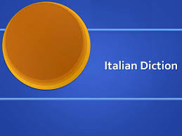 This alphabet assigns (mostly) italian place names to letters of the alphabet. International Phonetic Alphabet Basics Of Singing Italian