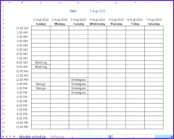 College Weekly Schedule Maker College Class Schedule Template Weekly Course Planner