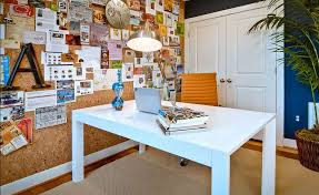 cork board wall ideas new