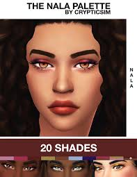 20 best makeup cc packs mods for sims