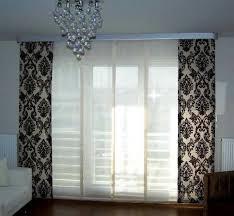 stunning sliding glass door curtains gallery interior design