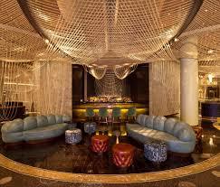 cosmopolitan of las vegas lobby and modern