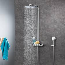 grohe rainshower system smartcontrol 360 duo shower