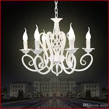 wrought iron modern pendant chandelier vintage chandelier ceiling candle lights lighting fixtures iron black white home lighting brass pendant lighting home