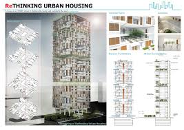 architecture design concept ideas.  Design Rethinking Urban Housing Archiprix Sea Architecture Concept Development  Projects In Design Ideas S