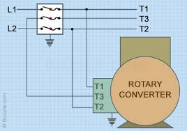 3 phase rotary converter wiring diagram 3 image rotary phase converter wiring diagram solidfonts on 3 phase rotary converter wiring diagram