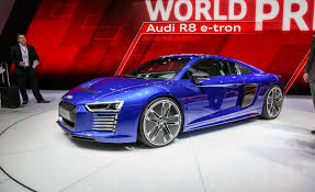 new car releases 2015 philippines2016 Audi R8 etron Photos and Info  News  Car and Driver