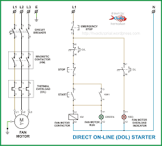 3 phase motor starter wiring diagram pdf zookastar com phase motor starter wiring diagram pdf rate dol starter wiring diagram pdf save diagrams sample archives