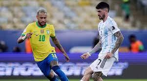FIFA World Cup Qualifiers, Brazil vs ...