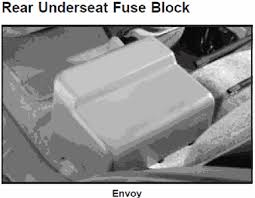 gmc envoy power windows fuse location questions answers driver side door controls not