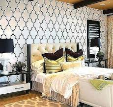 Bedroom Paint And Wallpaper Ideas Decorative Ways To Your Walls A