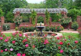 Small Picture Garden Design Garden Design with Just a Rose Garden GardenPuzzle