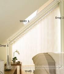 Transome Rake Windows Aka Triangle Windows With Plantation Blinds Triangular Windows