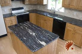Backsplash Ideas For Black Granite Countertops Amazing Black Granite Countertops Nepinetworkorg