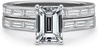 Precision Set Channel Engagement Ring 40ct Tw Ps 7255