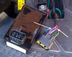 instructions for de restricting super 8 50cc here you see the cdi coupler you need to remove of the wires no text on them