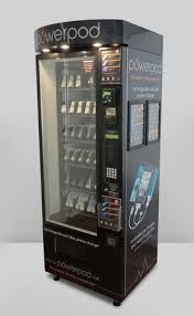 Powerpod Vending Machine