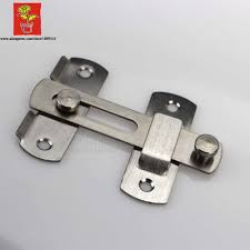 sliding door bolt.  Door Online Shop Stainless Steel 4INCH Security Buckle Door Guard Bolt Door Lock  Safety Sliding Bolt 100mm  Aliexpress Mobile To Sliding