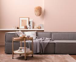 Wandfarbe Naturell Quarzrosa Schöner Wohnen Kollektion