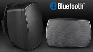 indoor outdoor bluetooth speakers 100w patio deck pool garden yard premium sound audioosd