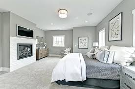 grey carpet bedroom country shabby chic bedroom ideas transitional with gray walls carpet 3 grey carpet
