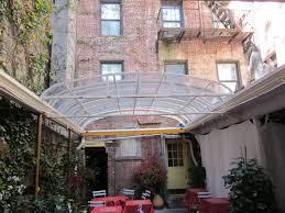 protection patio restaurant enclosures