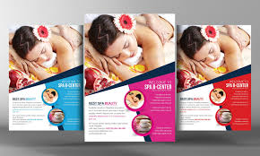 10 Tips In Designing A Spa Flyer Templates